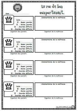Pinterest le catalogue d 39 id es - Grille d observation du comportement ...