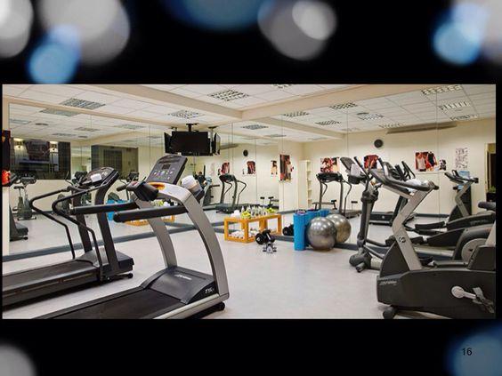 Nuestro Mini Gym. Totalmente gratuito y abierto 24 horas......para los amantes del deporte