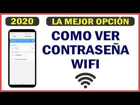 Como Ver Contraseña Wifi Sin App Sin Root 2020 Funciona Nuevo Metodo Muy Facil Youtube Wifi Contraseña Trucos Para Whatsapp Trucos Para Android