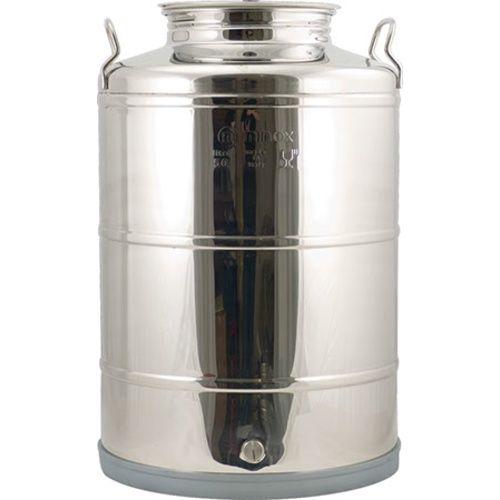Stainless Fusti Tank 14 Gallon Water Storage Containers Water Storage Stainless