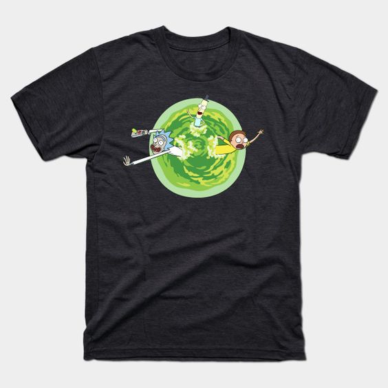 Mr. Poopybutthole Rick And Morty - Mens T-Shirt