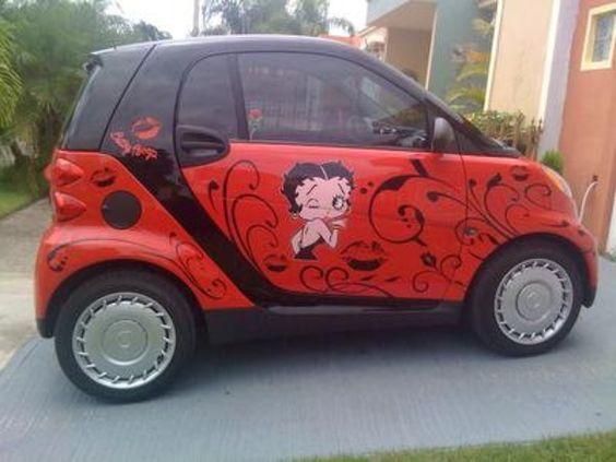 Kiss Cartoon Cars