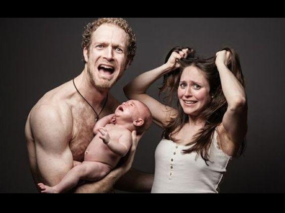 El perfecto descontrol es el pan de cada día luego de tener un bebé, pero tranquila todo estará bien. ;)
