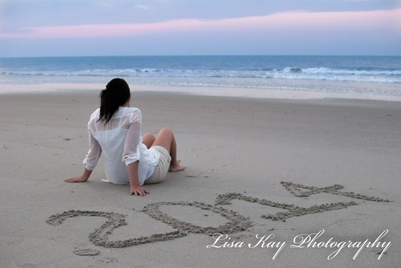Senior photography-Lisa Kay Photography  beach