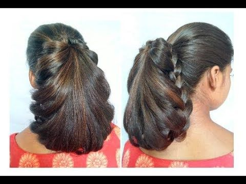 Hair Style Girl Latest Hairstyles Styles Fancy Short Hair Ponytails With French Youtube Hair Styles Ponytail Hairstyles Fancy Short Hair
