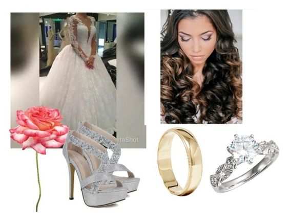"""""""Dream Wedding Day"""" by katelynph ❤ liked on Polyvore featuring Universal Lighting and Decor"""