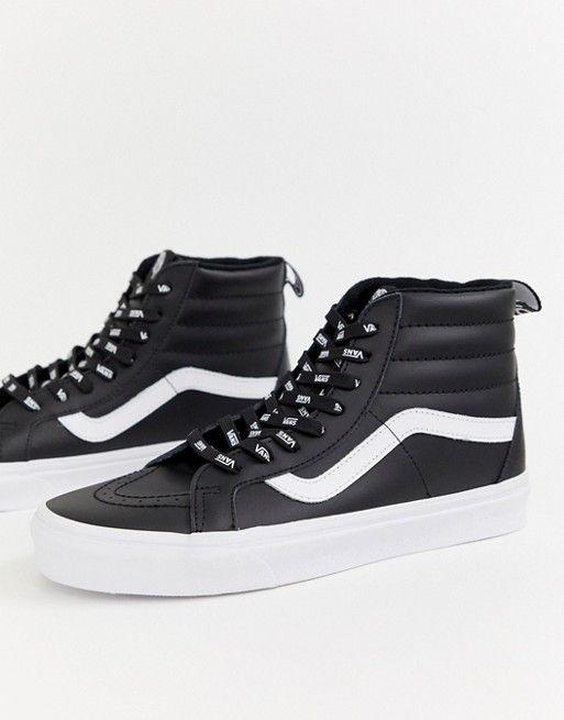 Vans   Vans SK8-Hi OTW pack sneakers in