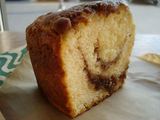 Starbucks Cinnamon Swirl Coffee Cake Cinnamon Streusel Coffee Cake Coffee Cake Recipes Coffee Cake