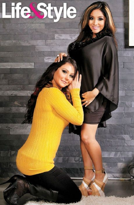 JWOWW and Snooki Baby Life & Style