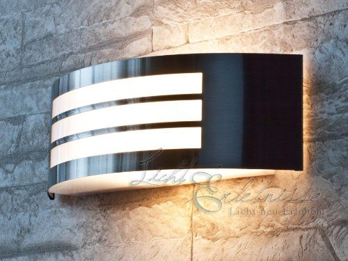 Mejores ideas sobre moderna lampara lampara de y for Iluminacion exterior pared