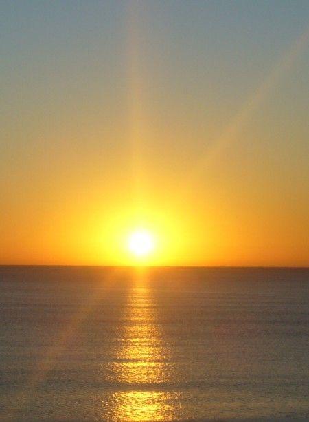 Nascer sol