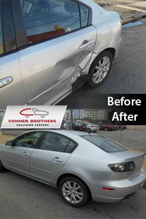 Best Auto Body Repair Before After Photos Images On Pinterest - Mazda auto body repair