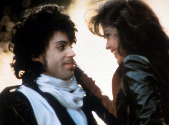 Purple Rain from Prince: A Life in Pictures