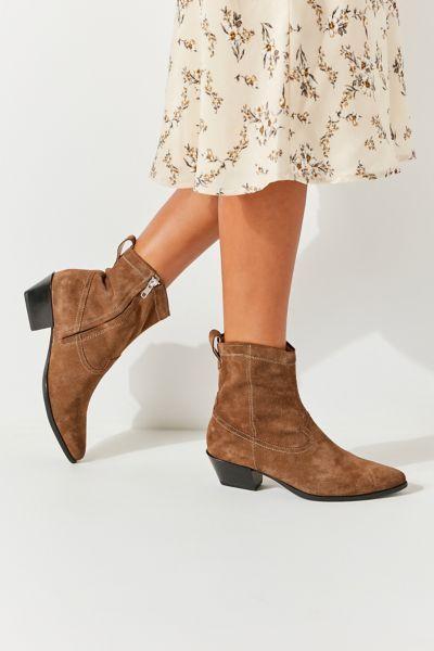 Vagabond Shoemakers Emily Short Suede