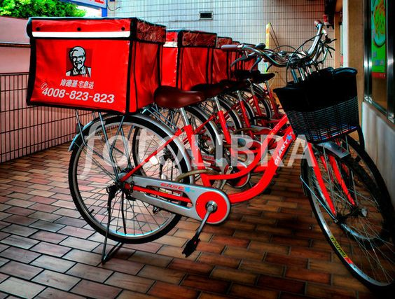 ... alleviating the need to sit in traffic, and not wasting time searching for a parking spot, there is a lot of optimism surrounding food bikes.