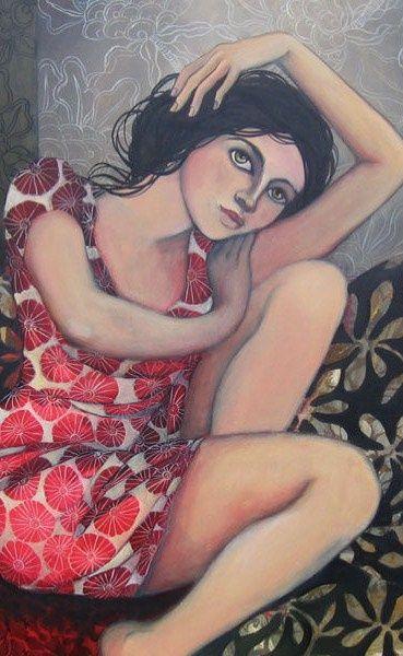 delphine cossais | Delphine Cossais | Portrait Art