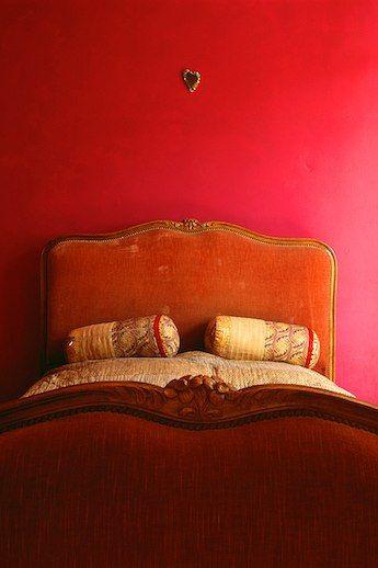Red Rooms Valentine 39 S Day Inspired Interior Design Bob