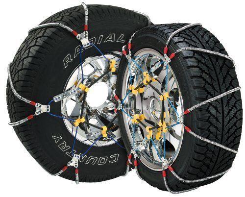 Snow Tire Chain Sz143 Sizes 225 60r17 245 45r18 255 40r19 265 40r18 295 30r20 Securitychain Schneeketten