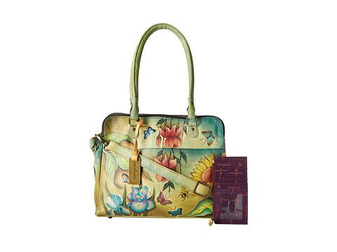 Anuschka Handbag floral dreams ***