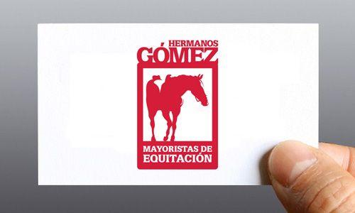 Logo proposal for Hermanos Gómez (2008)
