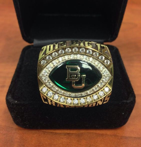 #SicEm #Big12Champs