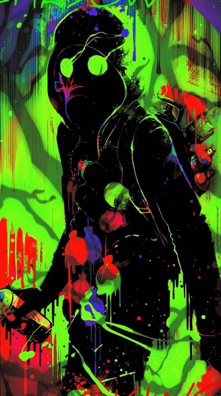 Spray Paint Life Arte De Rua Arte De Fumaca Walpaper Desenho