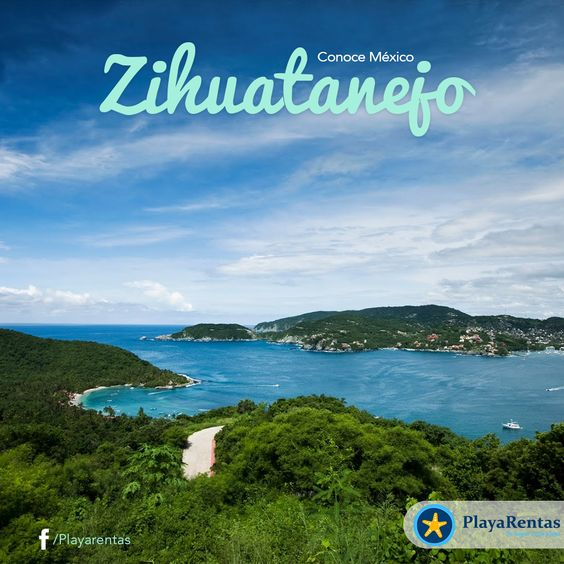 The great variety of beautiful beaches, the hospitality of the people and the rich gastronomic variety makes Zihuatanejo one of the main touristic destinations in México. We have Condominiums, houses and apartments, ready you visit. Just call us.