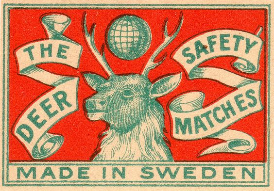 the deer safety match