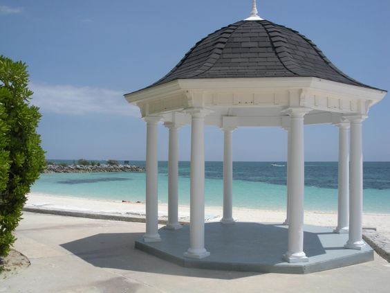 Grand Bahama Island at Our Lucaya Hotel with my sis April 2012