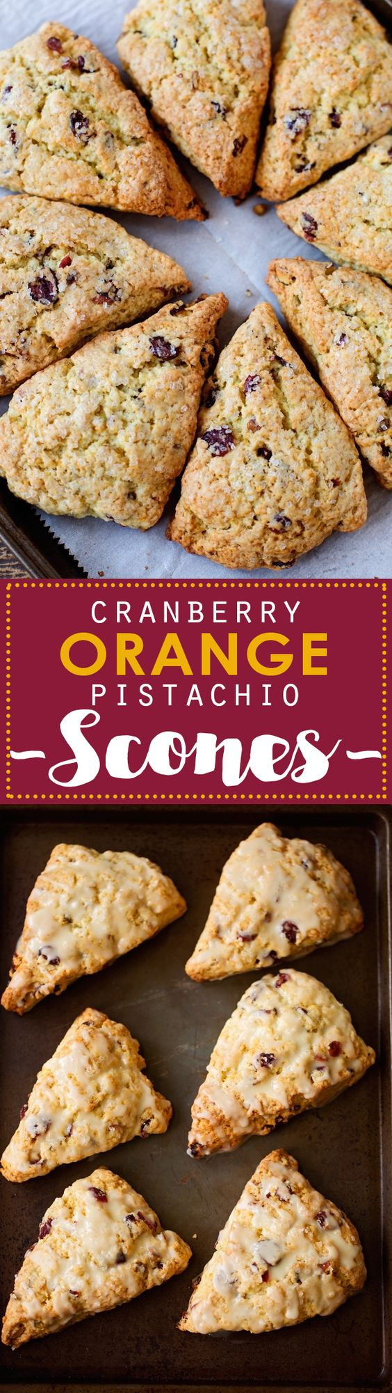 Cardamom And Orange Scones From 'Home Made Winter' Recipe — Dishmaps