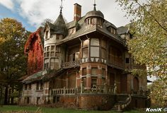 late victorian Queen Anne houses Berkshires - Google Search