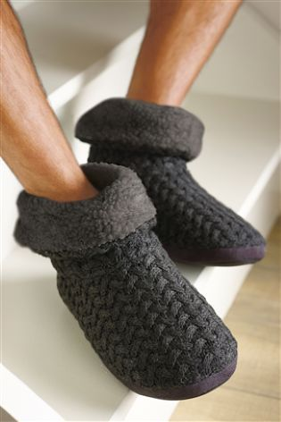Slippers from the Next UK online shop size 11