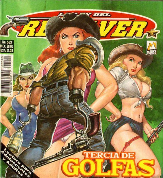 La Ley Del Revolver #583