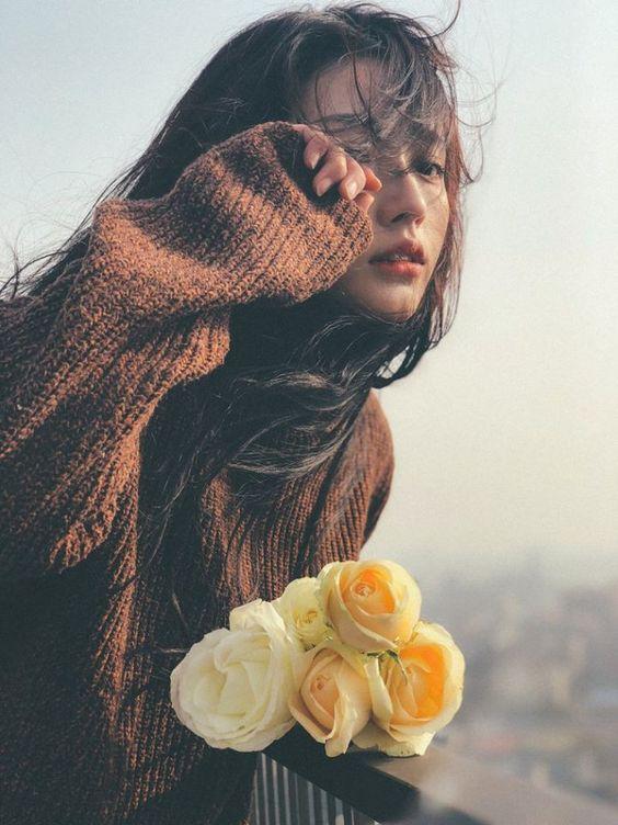 Thần thái quá xuất sắc, hot girl Trung Quá»c lá»t tầm ngắm của cÆ° dân mạng - Ảnh 1.