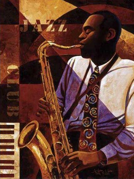 """Jazz Club"" by Keith Mallett"