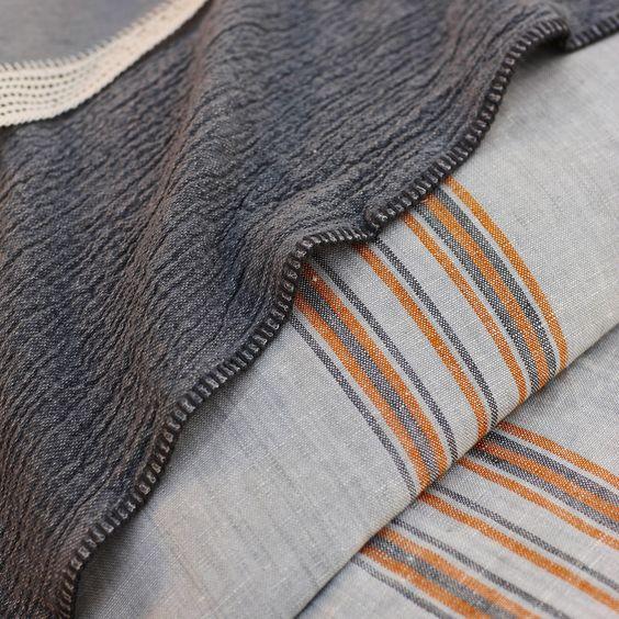 Coyuchi Rustic Linen Blanket @Zinc_Door