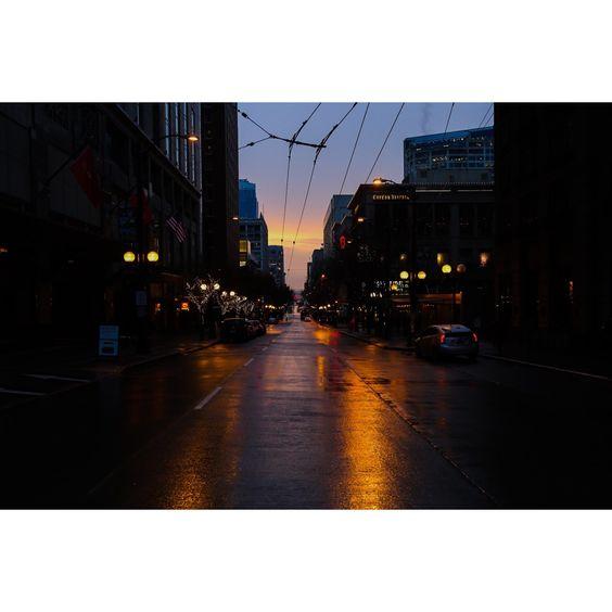 I think about the days we had | Seattle, Washington - 2016