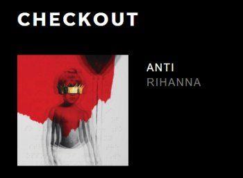 """Gratis: Rihanna-Album """"Anti"""" zum kostenlosen und legalen Download https://www.discountfan.de/artikel/c_gratis-angebot/gratis-rihanna-album-anti.php Gestern Paul Kalkbrenner, heute Rihanna: Freunde der kostenlosen Musik kommen in diesen Tagen voll auf ihre Kosten. Das Album """"Anti"""" von Rihanna steht jetzt für kurze Zeit legal zum Download bereit. Gratis: Rihanna-Album """"Anti"""" zum kostenlosen und legalen Download (Bild: ... #Gratis, #GratisMp3, #Mp3"""