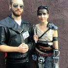 [Self] as furiousa and the boyfriend as Mad Max!