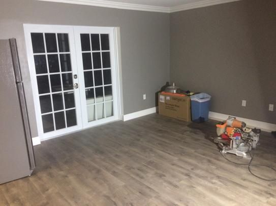 Home the o 39 jays and grey on pinterest for Gray pergo flooring