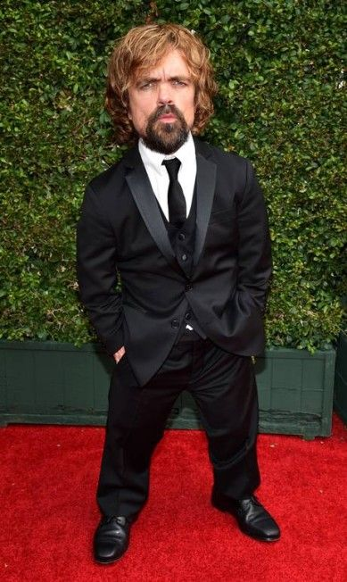 "Peter Dinklage, de ""Game of Thrones"" Foto: John Shearer / Invision for the Television Academy"