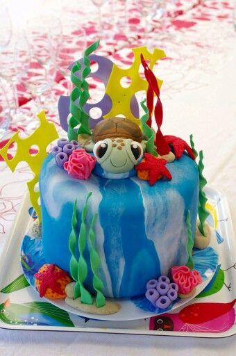 Mason's 5yr old birthday cake 2014