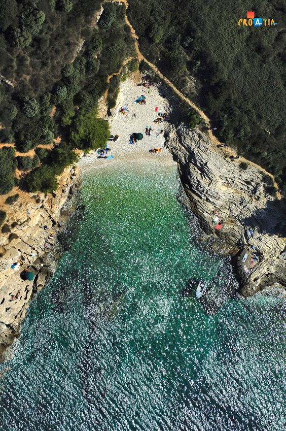Istria croatia and Beaches on Pinterest
