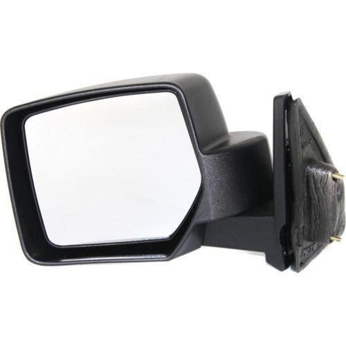2007-2016 Jeep Patriot Mirror LH, Manual, Manual Folding