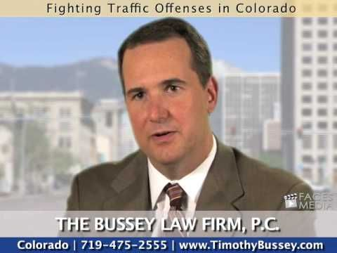 Criminal Springs Defense Lawyer Timothy Bussey Of The Bussey Law