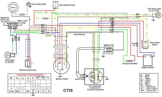 72 Wiring Diagram