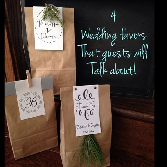 Wedding+Favor+Bags+With+Custom++Paper+Bag+by+DetailsonDemand