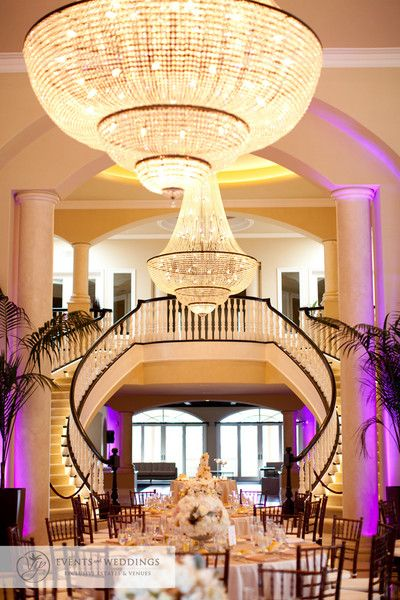 VIP Mansion Wedding Ceremony Reception Venue Planning California