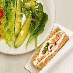 Einfach lecker: New York Club Sandwich