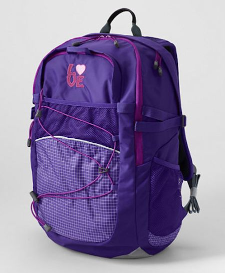 My very strong opinions about kids' backpacks | Land's end ...